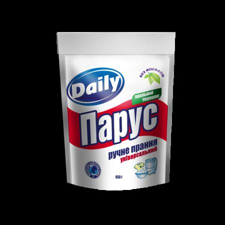 Универсальный стиральный порошок «Парус» Daily для ручной стирки
