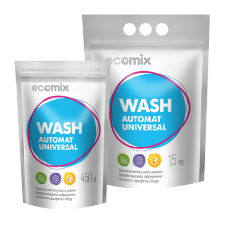 Пральний порошок «Ecomix универсальный»