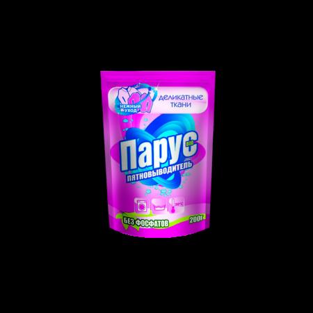 Кислородосодержащий пятновыводитель «Парус» для деликатных тканей